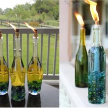 ¿Reciclar Botellas de Vidrio? Aqui Ideas geniales!
