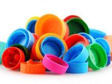 Recicla las tapas de plástico